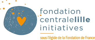 Fondation Centrale Lille Initiatives Logo